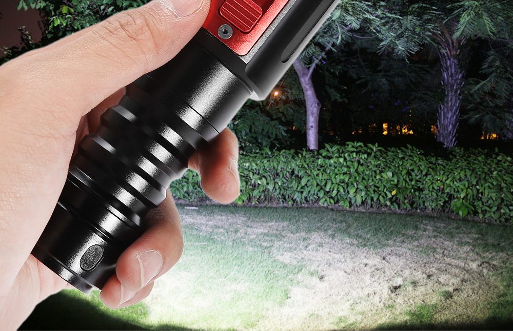 UltraFire UF - S11 Cree XML2 1000Lm Diving LED Flashlight Magnetic Switch