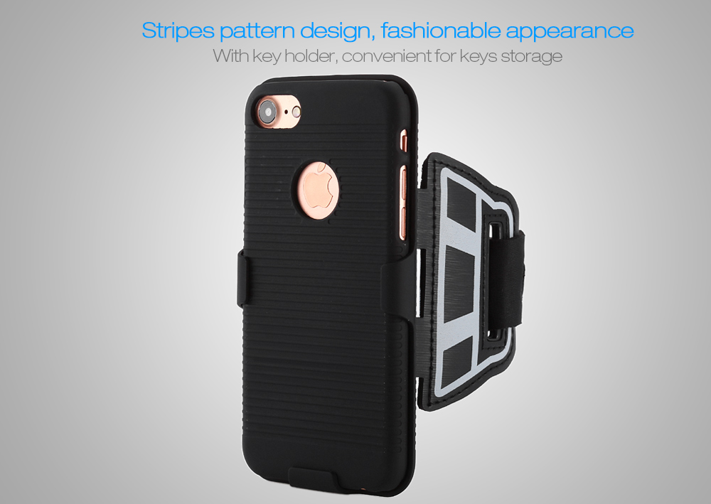 Fashionable Sport Wristband Phone Case Strap for iPhone 7