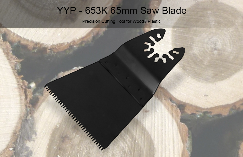 YYP - 653K 65mm Precision Saw Blade Cutting Tool for Wood