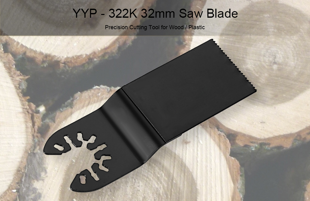 YYP - 322K 32mm Precision Saw Blade Cutting Tool for Wood