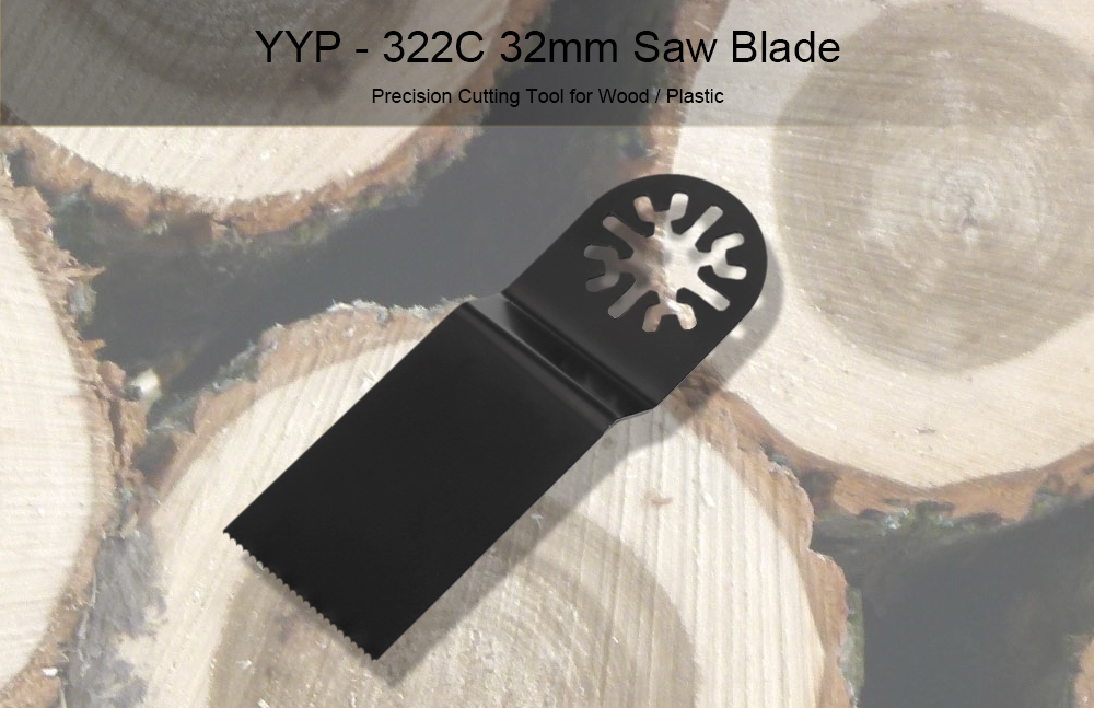 YYP - 322C 32mm Precision Saw Blade Cutting Tool for Wood