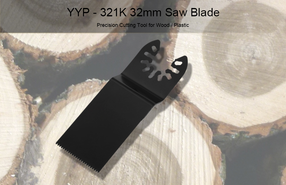 YYP - 321K 32mm Precision Saw Blade Cutting Tool for Wood