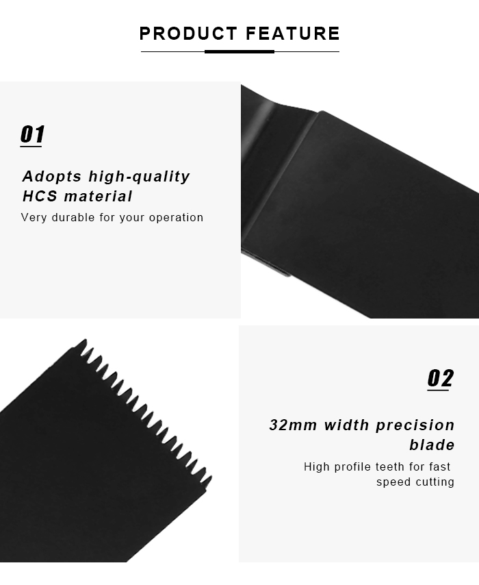 YYP - 323K 32mm HCS Precision Saw Blade Cutting Tool for Wood