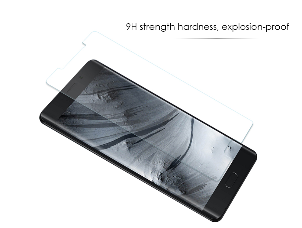 Luanke Tempered Glass Screen Protective Film for Xiaomi Note 2 Ultra-thin 0.26mm 2.5D 9H Explosion-proof Protector