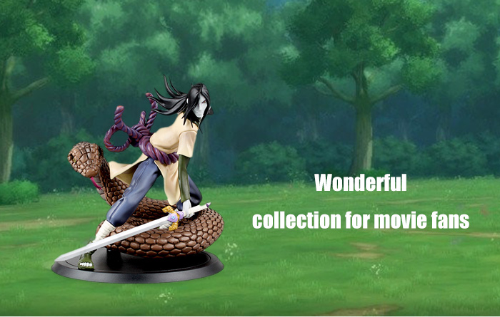 20cm Classic Anime Scene Model for Collection Decoration Birthday
