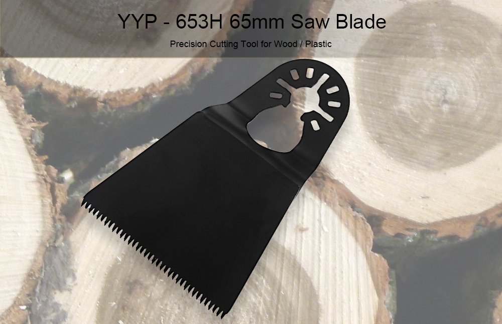 YYP - 653H 65mm Saw Blade Cutting Tool for Wood
