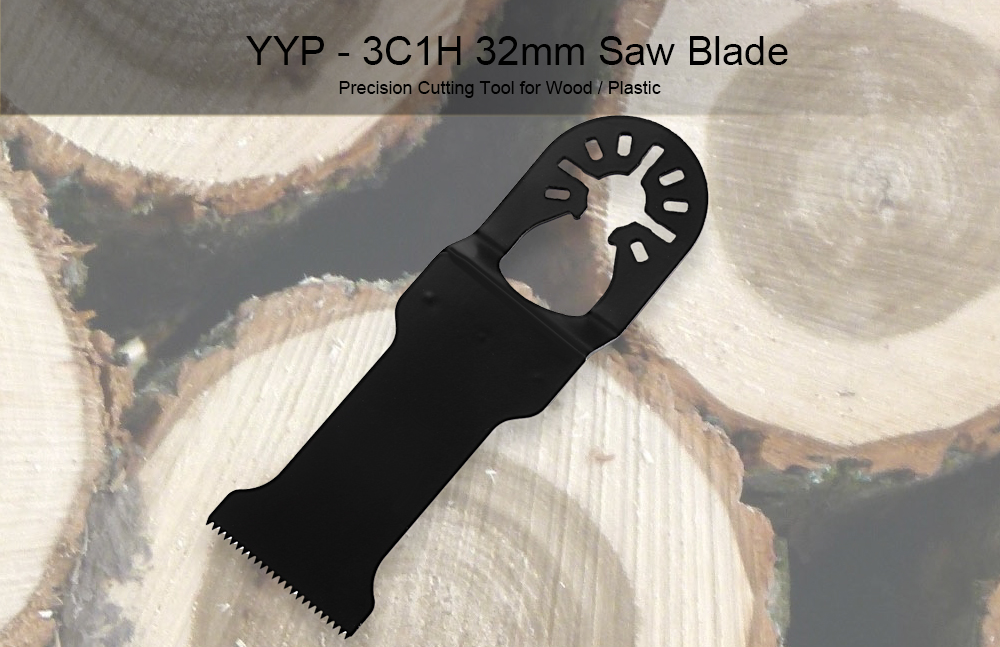 YYP - 3C1H 32mm Saw Blade Cutting Tool for Wood