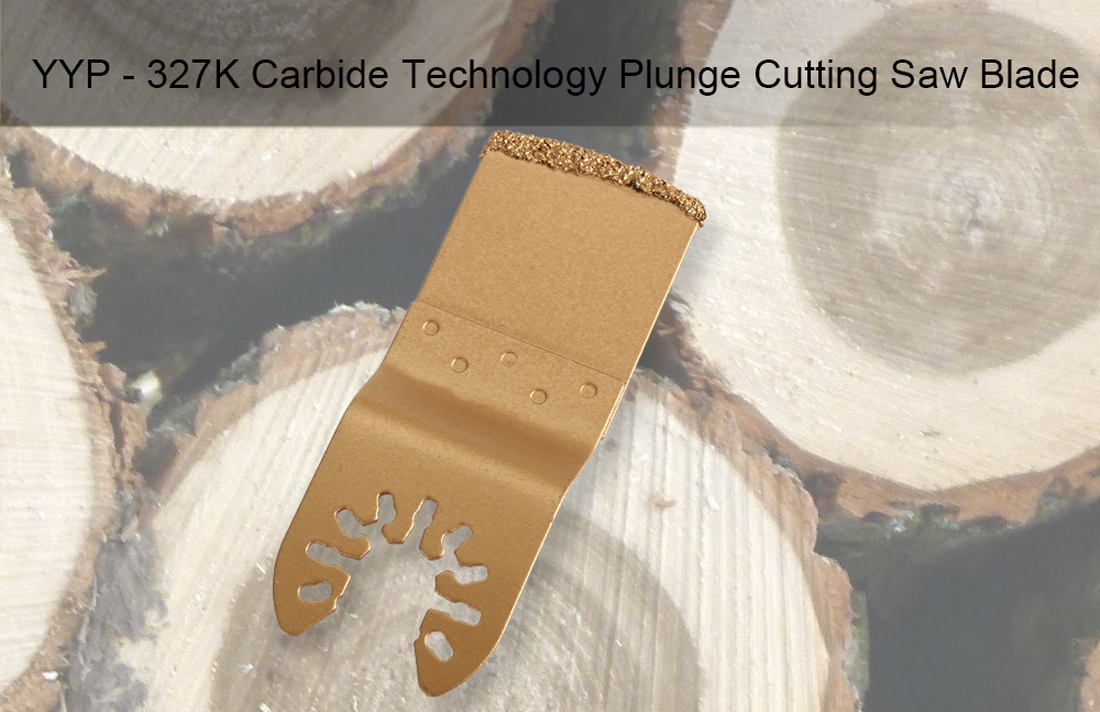 YYP - 327K 32mm Carbide Technology Saw Blade Cutting Tool for Wood