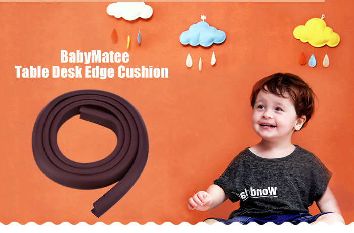 BabyMatee Table Edge Cushion Set for Infant Baby