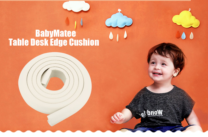 BabyMatee Table Edge Cushion for Infant Baby