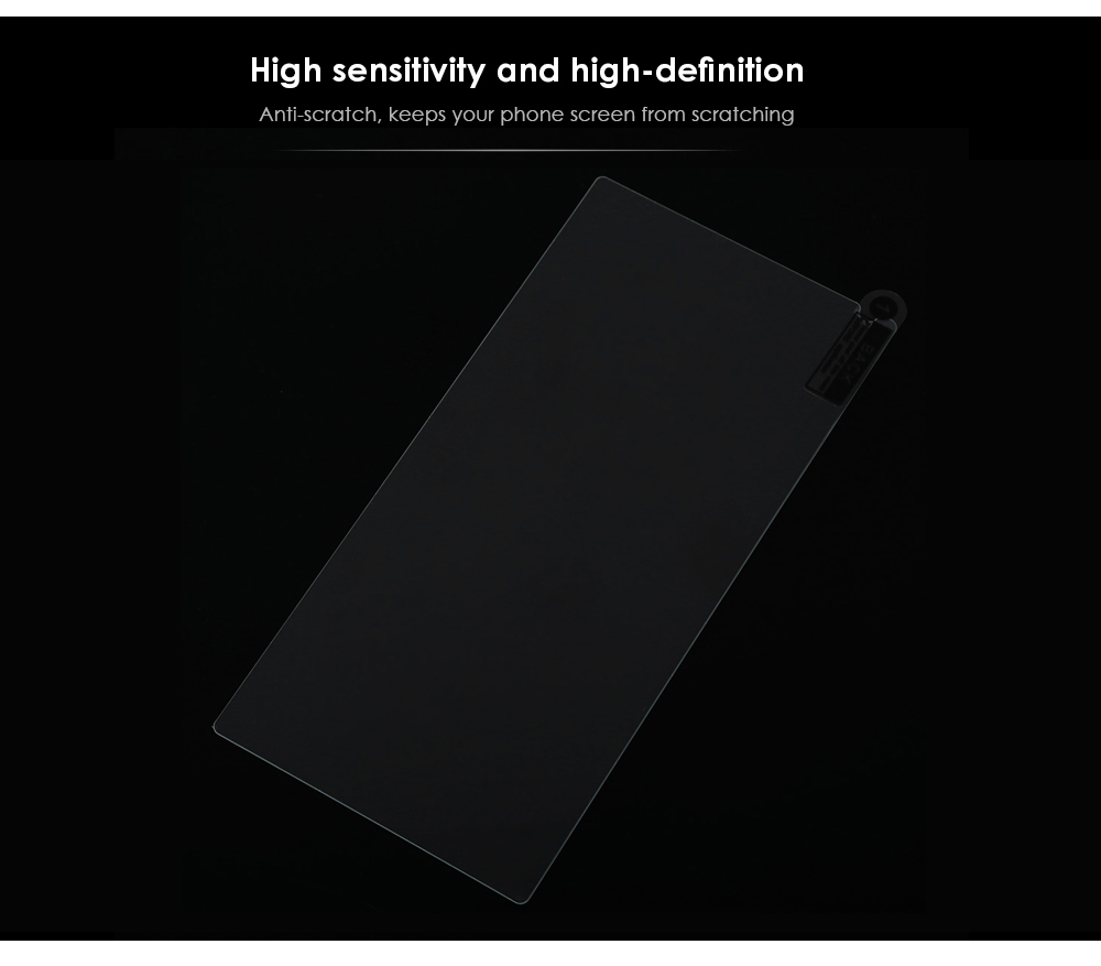 Tempered Glass Screen Protective Film for Xiaomi Mi MIX Ultra-thin 0.3mm 9H Explosion-proof Protector