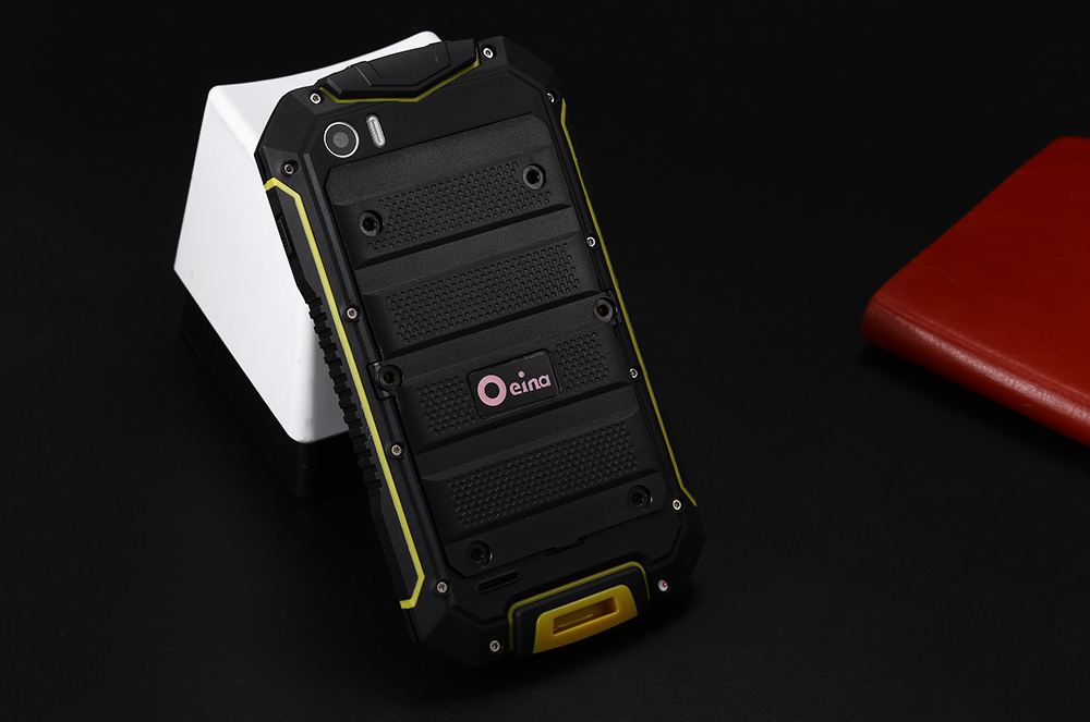 Oeina XP7700 Android 5.1 4.5 inch 3G Smartphone MTK6580 1.3GHz Quad Core 512MB RAM 8GB ROM GPS Dustproof Shockproof Gravity Sensor