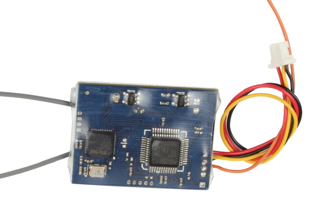 Holybro 2.4G 14CH Receiver Compatible with FUTABA Fasst Accessory for Multicopter