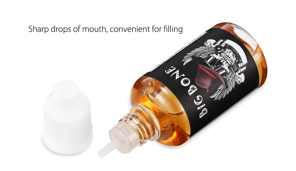 Original Big Bone Vanilla Cream Flavor E Liquid