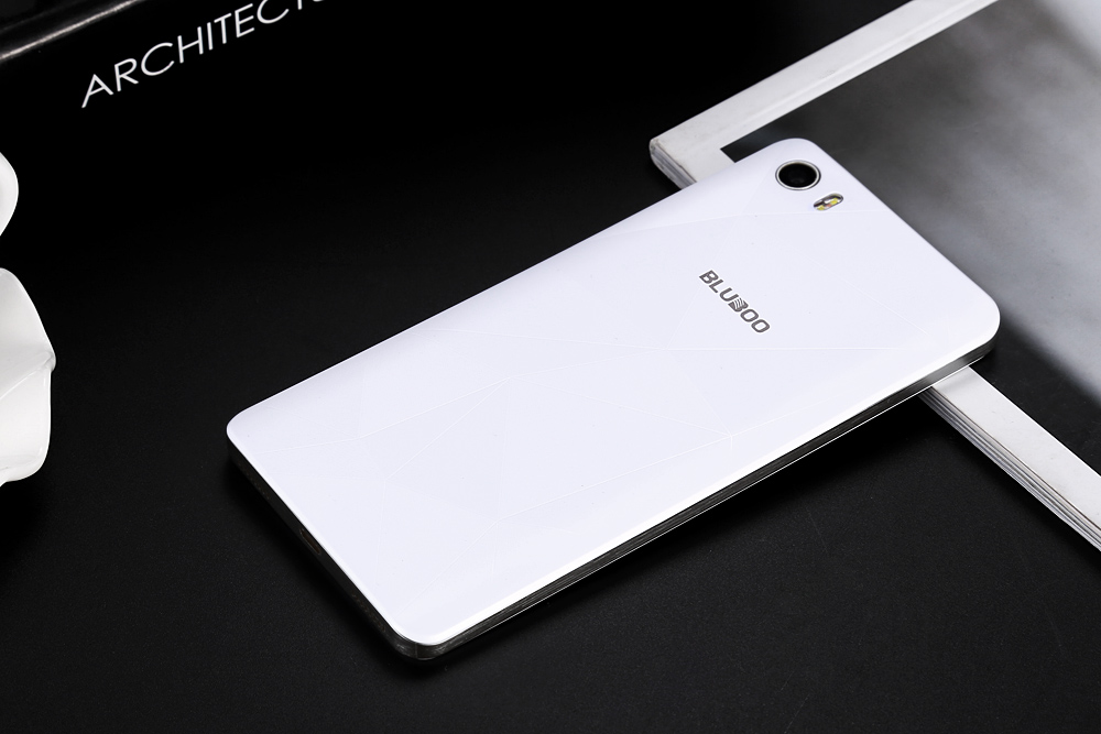Bluboo Picasso 4G 5.0 inch Android 6.0 Smartphone MTK6735 Quad Core 2GB RAM 16GB ROM 256GB External Expansion NFC GPS Bluetooth 4.0