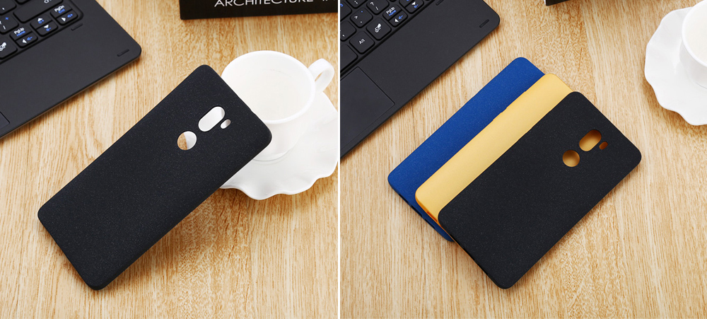 Fashionable Ultra-thin Matte Protective Case for Xiaomi 5S Plus TPU Soft Fully Covered Edges Mobile Shell