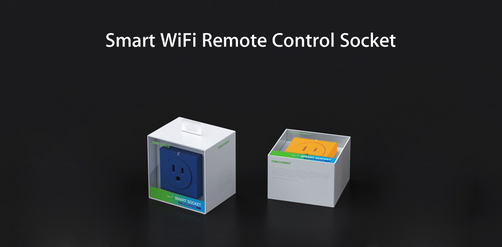ORVIBO s31 APP Control Smart Socket Timing Function