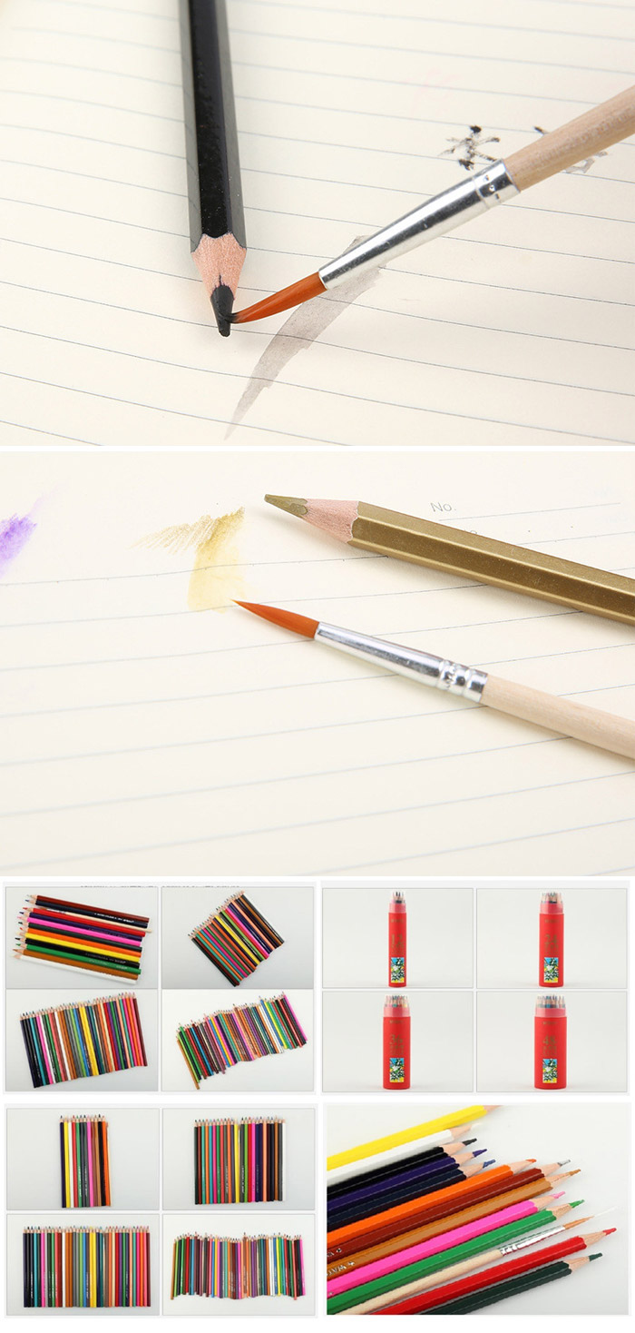 MG ChenGuang AWP36812 48PCS Colorful Color Pencil