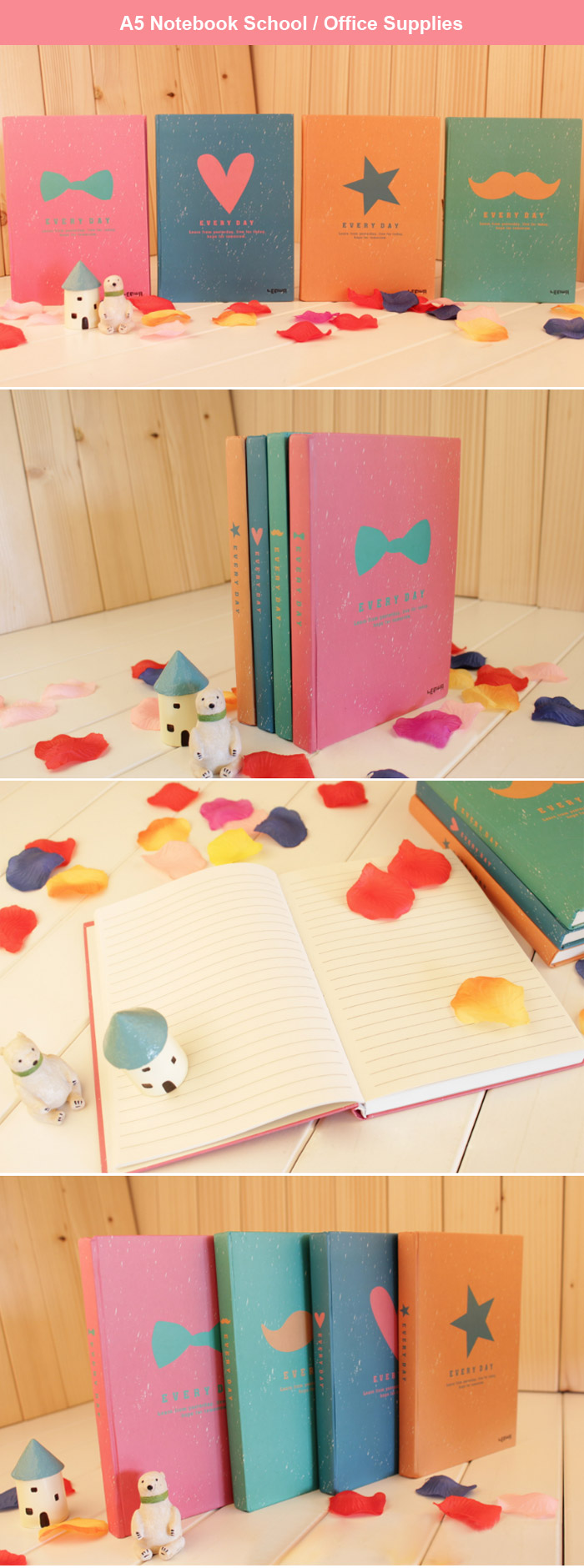A5 Creative Note Book Notebook