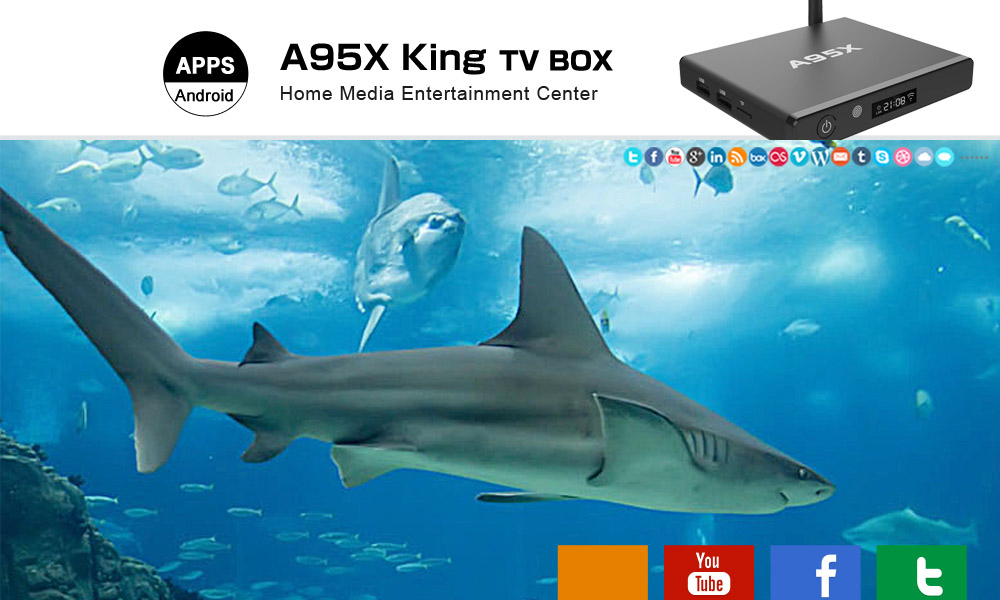 A95X King Android TV Box