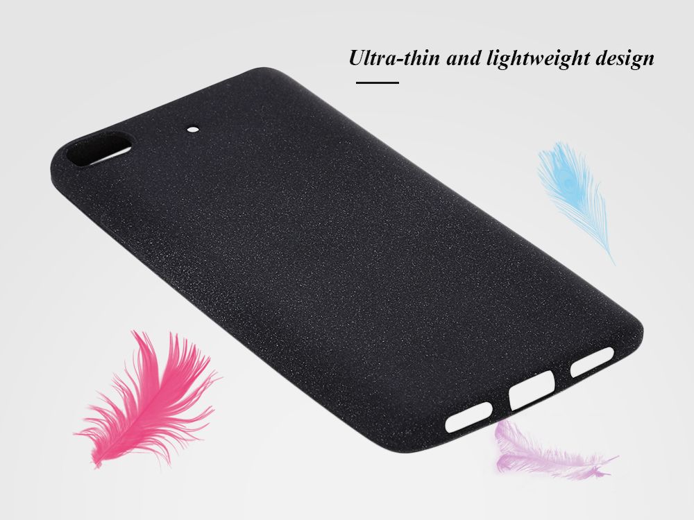 Fashionable Ultra-thin Matte Protective Case for Xiaomi 5S TPU Soft Fully Covered Edges Mobile Shell