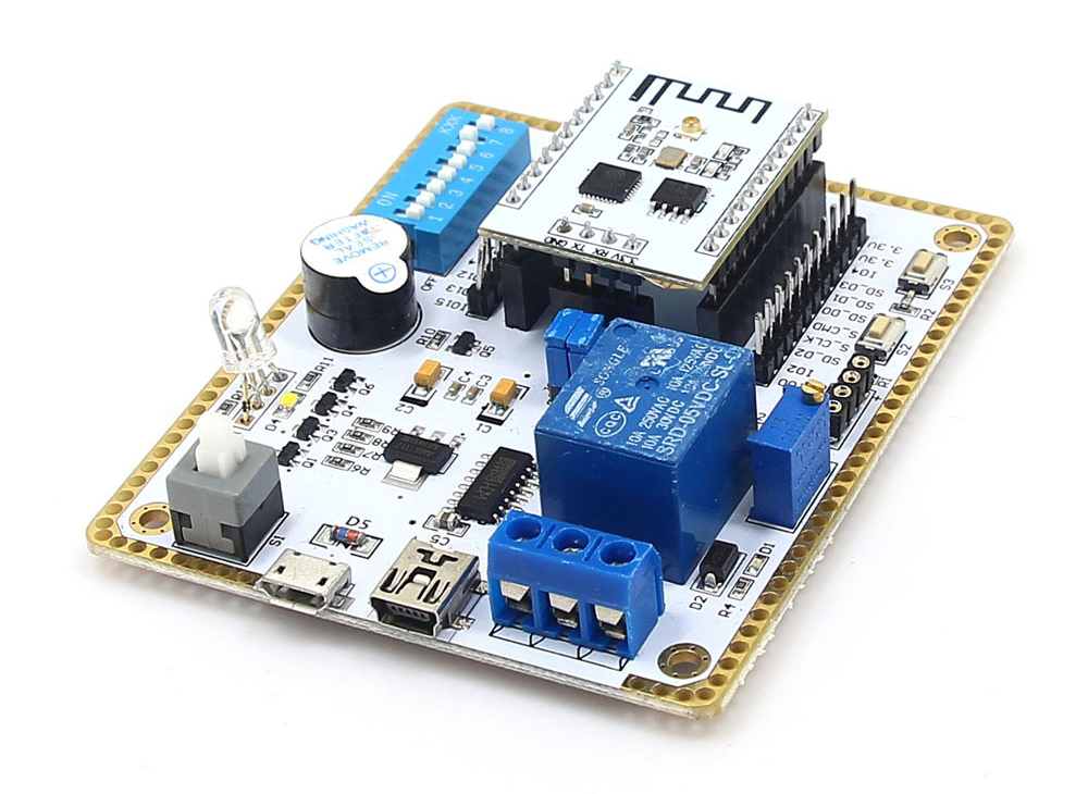 ESP8266 Serial WiFi Module Wireless Develop Board SDK Development