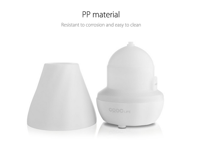 CRDC LIFE CR - DC11 80ml Essential Oil Diffuser Ultrasonic Cool Mist Humidifier for Home Office