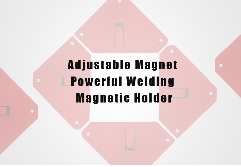 Multi-angle Powerful Magnetic Arrow Clamp Welding Fixer Tool with Switch