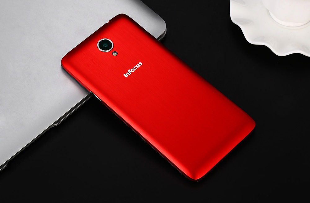 Infocus M550 3D 4G Phablet 5.5 inch FHD Screen Android 4.4 MTK6752 Octa Core 1.7GHz 2GB RAM 16GB ROM 13.0MP Rear Camera Bluetooth 4.1