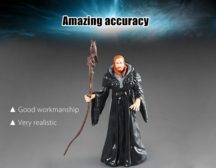 Action Figure Animation Game ABS + PVC Collectible Figurine - 6 inch