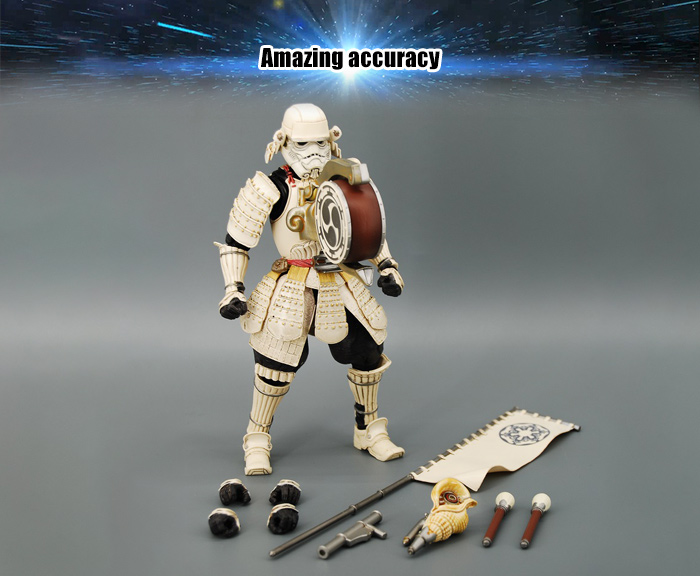 1pc Action Figure Animation Collectible ABS + PVC Figurine - 6.69 inch
