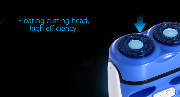 Canfill CF - 201 Floating Shaver Rechargeable Electric Razor Fast Charging