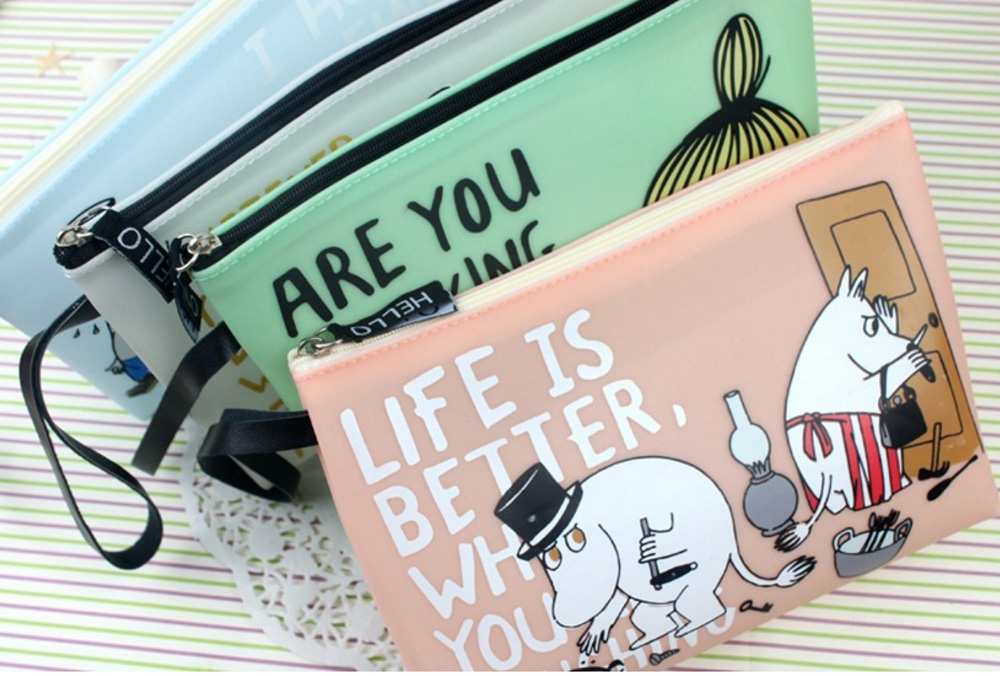 Creative Cute Stationery Case for School / Office