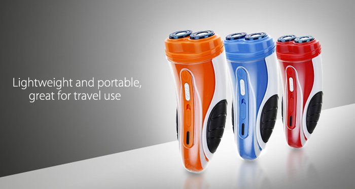 Canfill CF - 202 Floating Shaver Rechargeable Electric Razor Fast Charging