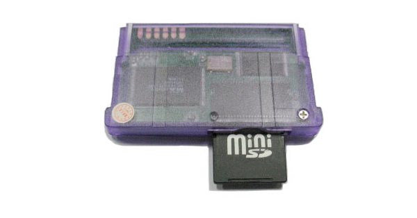 Burning Disk Mini SD Card for GBA / IDS / NDS / NDSL / SP / GBM