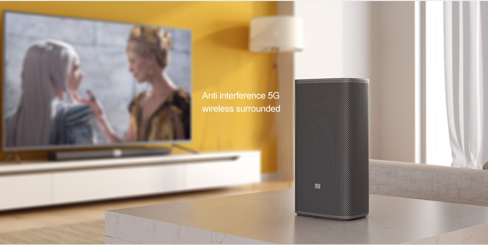 Original Xiaomi Bluetooth 4.1 Home Theatre Active Multimedia System Supporting Dual Band WiFi