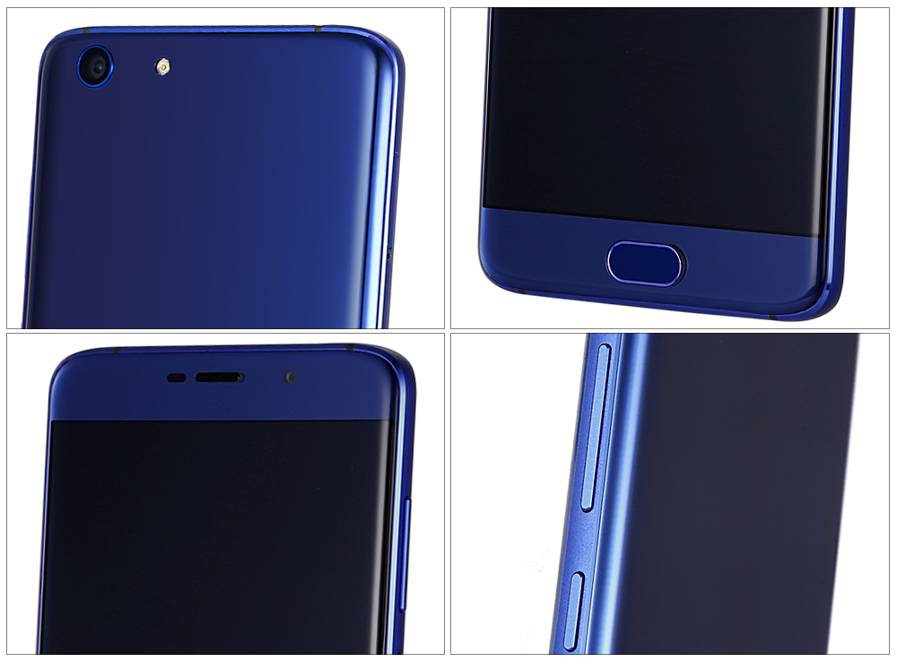 Elephone S7 5.5 inch 4G Phablet Android 6.0 Helio X20 Deca Core 2.0GHz FHD Screen Fingerprint Sensor 13.0MP + 5.0MP Cameras