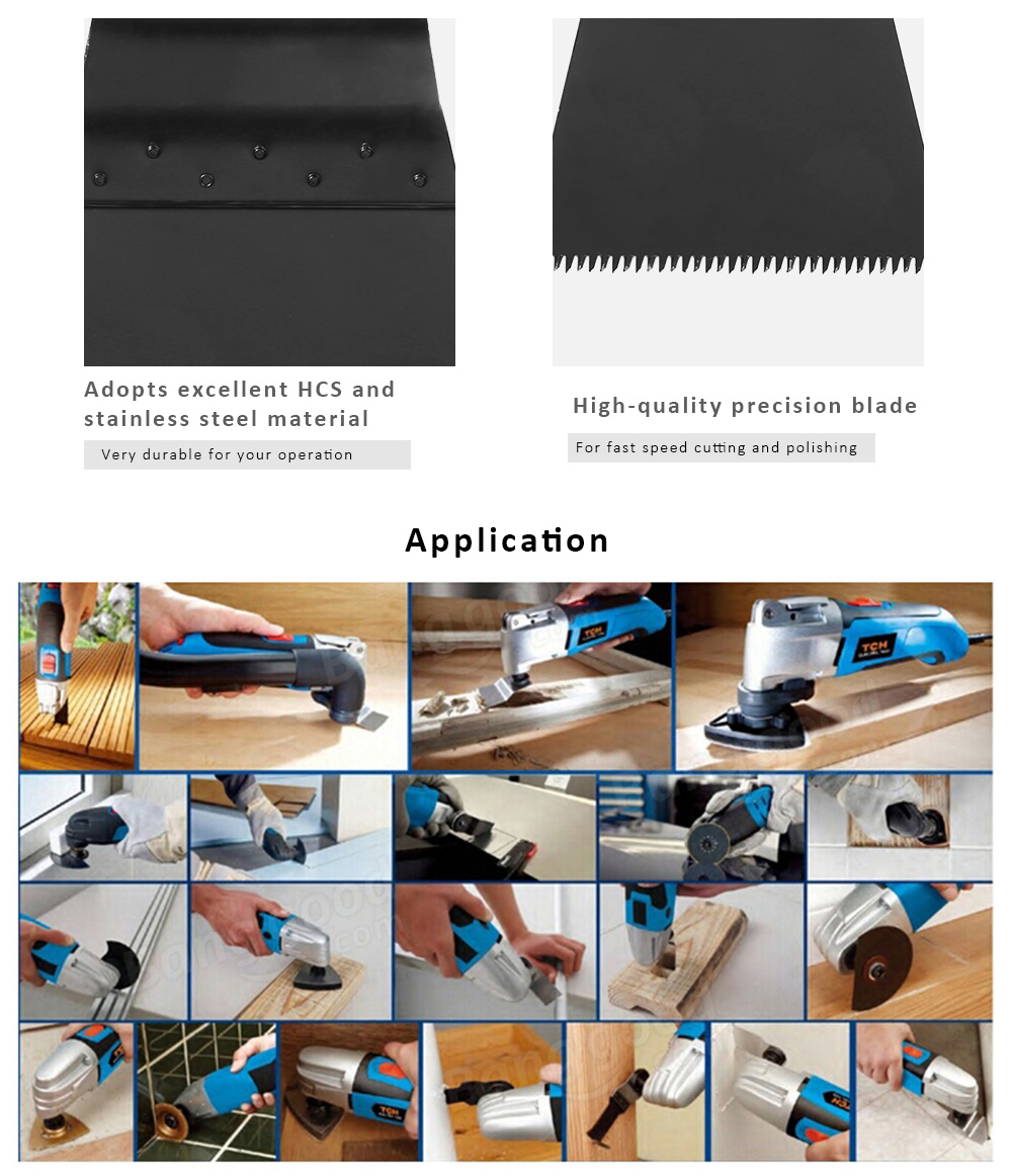 5PCS Precision Saw Blade Cutting Tool for Wood / Plastic