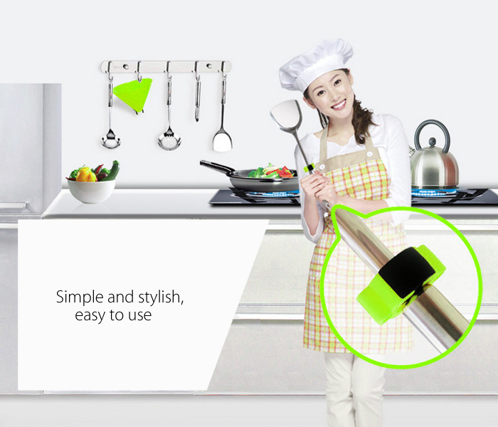 Get Believe Wearable Oil Shield Fireproof Material Kitchen Tools