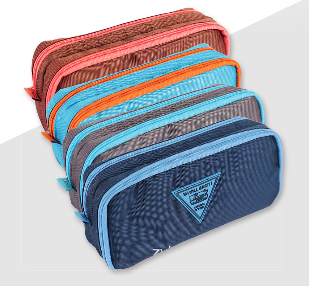 Deli Durable Pen Bag Pencil Case