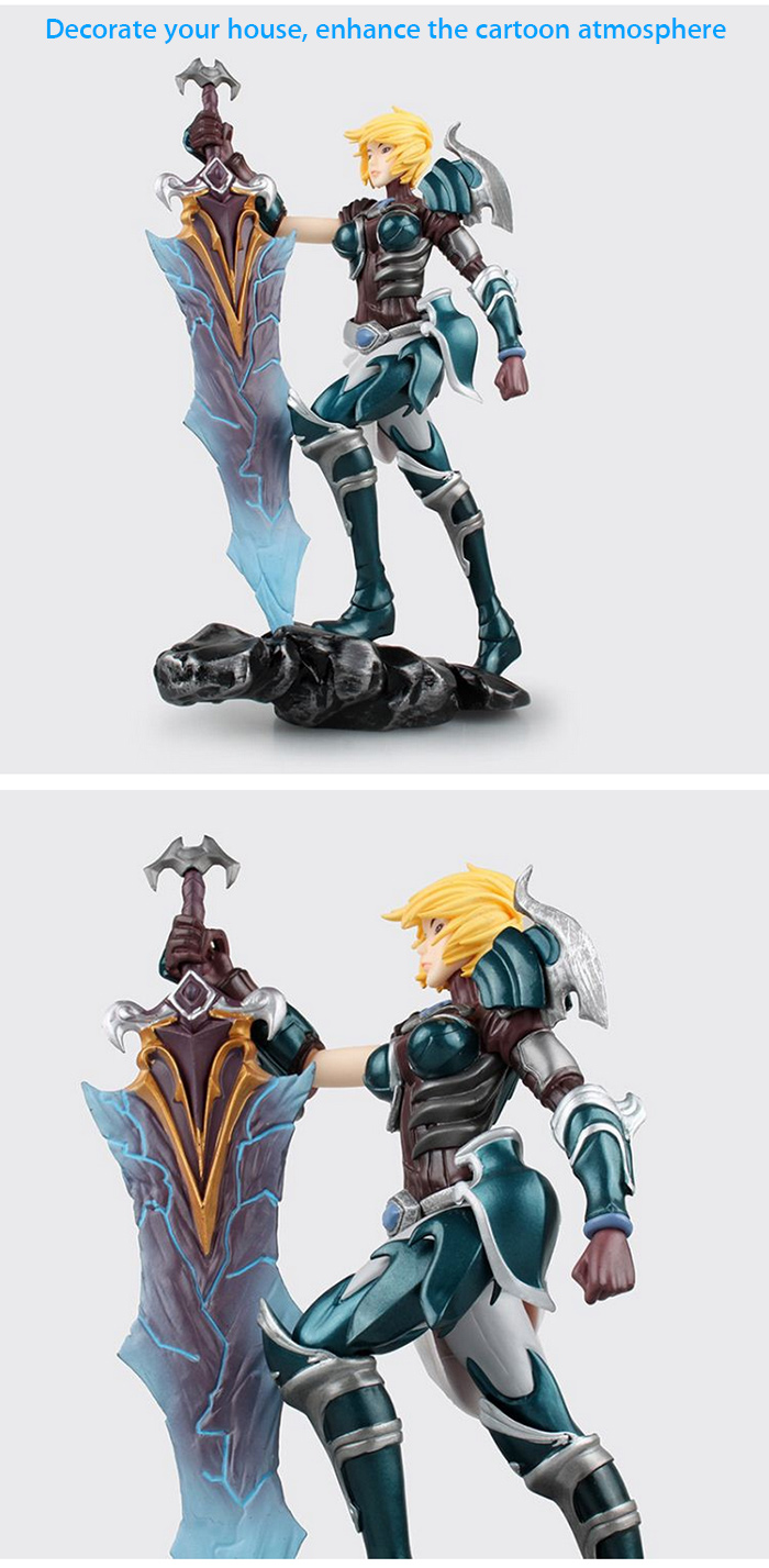 7.87 inch Figurine Animation Collectible ABS + PVC Action Figure