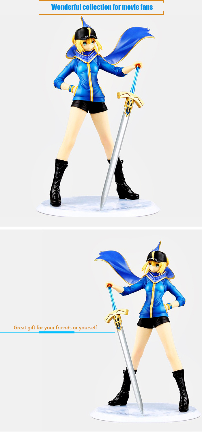 10.23 inch Figurine Animation Collectible ABS + PVC Action Figure