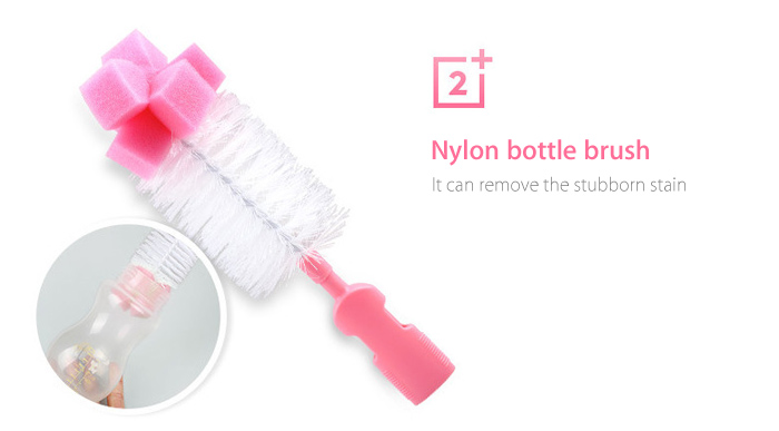 Gland Electronics NS - 1 Baby Infant Milk Bottle Nipple Straw Cleaning Tools