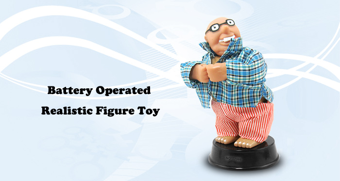Voice Control Figure Fantastic Electric Simulation Toy