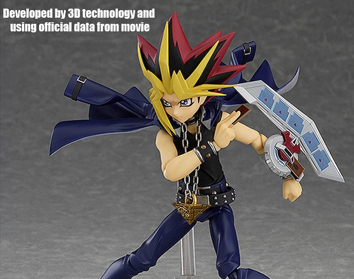 5.9 inch Figurine Animation Collectible ABS + PVC Action Figure