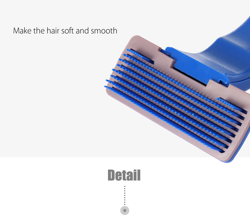 Pet Cat Dog Hair Removal Brush Comb Grooming Tools