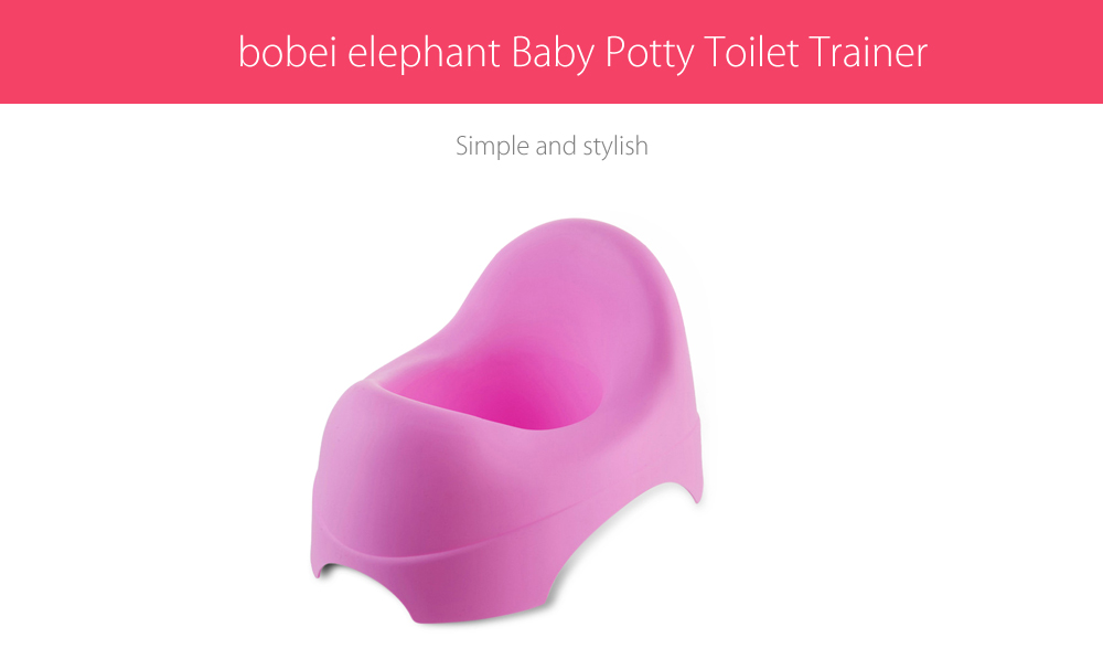 bobei elephant Baby Potty Toilet Trainer Urinary for Child