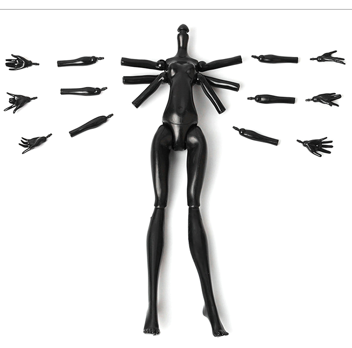 Action Figure Collectible ABS + PVC Figurine Toy - 10.23 inch
