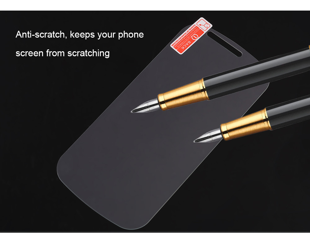 Luanke Tempered Glass Screen Film for YotaPhone2 0.26mm 2.5D 9H Ultra-thin Explosion-proof Protector