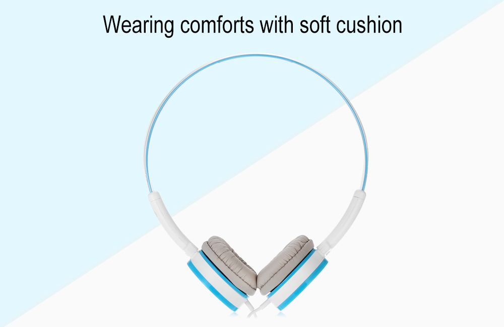 Salar EM 320i Fluorescent On-cord Control Headphones